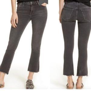 NWT Free People Raw Hem Ankle Jeans
